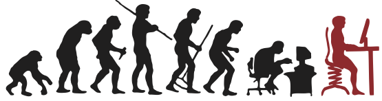 evolutionbilde