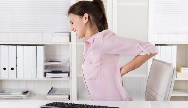 12 grunner til at du har vondt i ryggen