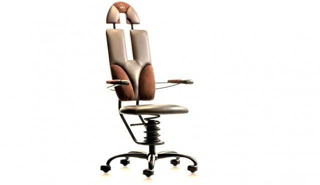 Vondt i ryggen? Denne stolen kan forandre livet ditt!